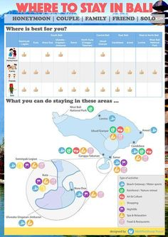 Gili trawangan map fastboat routes indonesia pinterest for Bali accommodation recommendations