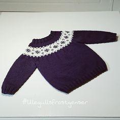 Lillegulls Frostgenser / Ice Sweater pattern by Lillegulls by r. Barn, Pattern, Sweaters, Picsart, Ice, Fashion, Scale Model, Moda, Converted Barn
