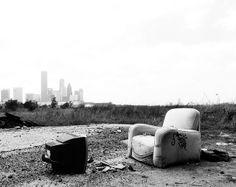 Houston Skyline... by Patrick Feller