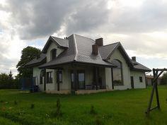 Realizacja domu Rubin  #rubin #projektdomu #budowadomu #ogród