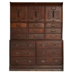 Check out this item at One Kings Lane! Globe-Wernicke File Cabinet