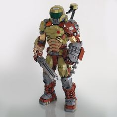 Lego Robot, Lego Man, Lego Mecha, Lego Bionicle, Robots, Lego Sets, Lego Machines, Lego Sculptures, Amazing Lego Creations