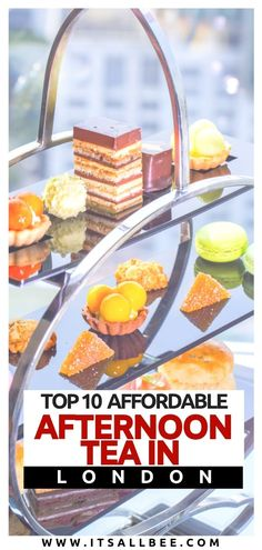 Affordable afternoon tea in london - Top 10 deliciously cheap afternoon tea in London that will not break the bank! From afternoon tea on a boat where you cruise and see London sights to the tasty del London England, Europe Travel Tips, Travel Destinations, Travel Abroad, European Travel, Finger Sandwiches, All I Ever Wanted, Things To Do In London, London Travel