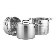 Le Creuset Stainless Steel Multi pot