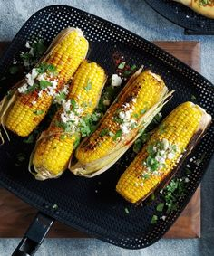 Mexican Grilled Corn Recipe | Williams Sonoma Taste