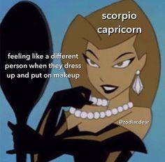 Scorpio And Capricorn, Scorpio Zodiac Facts, Capricorn Quotes, Zodiac Signs Capricorn, Zodiac Sign Traits, Scorpio Compatibility, Capricorn Tattoo, Zodiac Signs Chart, Zodiac Star Signs