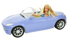 Fashion Doll: Barbie Convertible -- For more information, visit image link.
