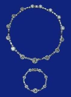 """South African Diamond Collection - the Queen's """"best"""" diamonds"""