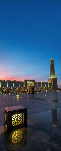 Masjid Al-Dawla, Qatar  (Photographer: Rashid-alkubaisi)