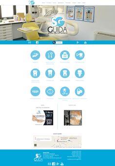 Realizzazione di sito web per lo Studio Dentistico Guida di Sale (AL)