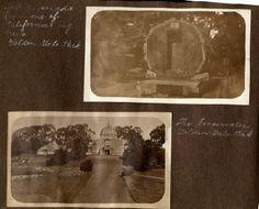 Photograph album #1 - page 8 - circa 1913