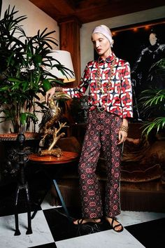 For Restless Sleepers Spring 2016 Ready-to-Wear Collection - Vogue Colorful  Fashion 10ebb6ab1