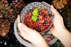 Quinoa porridge with almond milk – Jezte sláskou