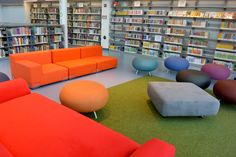 reception back wall for library - Google Search