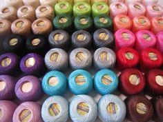 Perfect thread for crochet mercerised cotton, Crochet hook size 1,0mm - 1,5mm. Yarn is made in Turkey. Crochet Hook Sizes, Thread Crochet, Crochet Hooks, Cotton Crochet, Knitting Wool, Begonia, Needles Sizes, Amigurumi Doll, Cyber