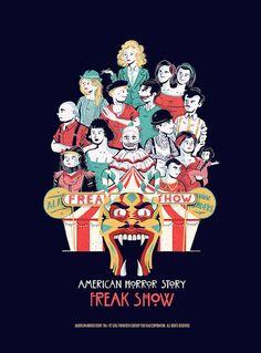 Les Fan Arts de American Horror Story hantent Los Angeles | The Creators Project