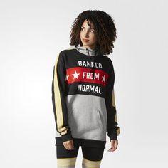 adidas - Hooded Sweatshirt