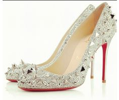 51de710e4ea Maybe one day I will find these Christian Louboutin at the garland thrift  store for 15