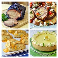 Father's Day Barbeque Menus