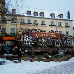 Had lunch here.  Baden Baden, Germany