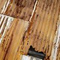 How to Cut Fiberglass Corrugated Roofing Panels Corrugated Metal Roof Panels, Corrugated Roofing, Metal Panels, Types Of Roofing Materials, Clay Roof Tiles, Living Roofs, Cool Roof, Wood Signs, Workbench Plans