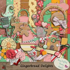 Gingerbread Delights (PU/S4H/S4O)