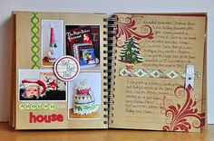 NoelMignon.com Layouts and Projects: December Memories: 5-12