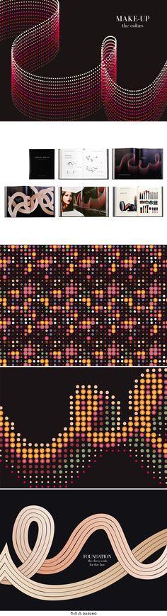 DASUNO // Client: Giorgio Armani // Corporate Design // 2008 Corporate Design, Giorgio Armani, Friendship, Foundation, Make Up, Color, Colour, Makeup, Foundation Series