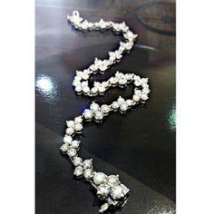 #Diamond necklace on #traditionaljewelers #instagram