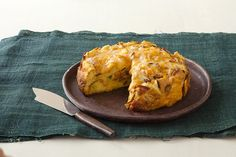 slow-cooker-cheesy-bacon-strata-155234 Image 1