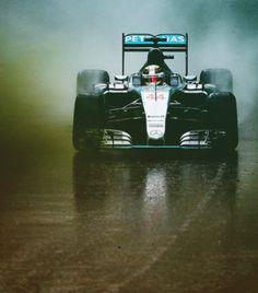 Lewis Hamilton -  Canadian Grand Prix 2015