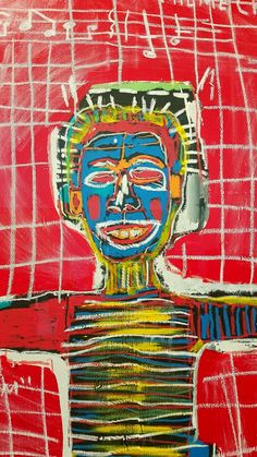 Jean Michel Basquiat Art, Jm Basquiat, Basquiat Paintings, Neo Expressionism, Afro Art, Inspirational Artwork, Abstract Drawings, Naive Art, Brooklyn