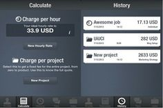 Freelance estimator  http://www.psfk.com/2012/08/apps-decides-price-for-services.html/myprice-2