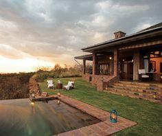 A África e seus Safaris Luxuosos