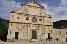 Chiesa di San Pietro, Spoleto in Perugia, Umbria