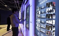 Interactive Exhibits, Kiosk Fabrication & Builders, Touch Screen Systems