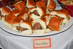 Pretend Party Planner: Moving to Texas Party (Texas sliders)