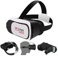 Google Cardboard VR BOX Virtual Reality 3D Video Glasses For iPhone Samsung HTC - http://electronics.goshoppins.com/gadgets-other-electronics/google-cardboard-vr-box-virtual-reality-3d-video-glasses-for-iphone-samsung-htc/