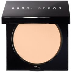 Bobbi Brown Sheer Finish Pressed Powder, 0.38 oz (125 BRL) ❤ liked on Polyvore featuring beauty products, makeup, face makeup, face powder, beauty, cosmetics, make, powder, filler and warm natural