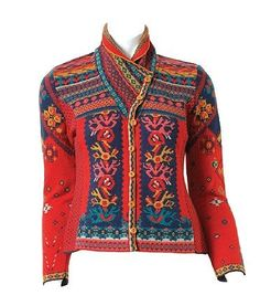 Beautiful jacquard sweaters
