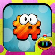 Touchy Numbers - another counting app for toddlers - the multi-touch features of this one look interesting. $1.99