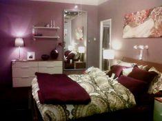 17 purple bedroom ideas that beautify your bedroom s look purple rh pinterest com purple bathroom decorating ideas purple and gray bedroom decorating ideas