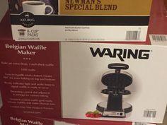 Belgian Waffle Maker, Coffee K Cups, Coffee Roasting, Keurig, Goodies, Storage, House, Sweet Like Candy, Purse Storage