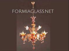 Lampadario di Murano in vetro soffiato: Tramonto d'estate Tramonto D'Estate: lampadario in vetro soffiato di Murano realizzabile con un numero di luci adeguato alle dimensioni della stanza dove andrà montato. fattibile con 3-5-6-8-10-12-18 luci anche su più piani in qualsiasi colore, sono disponibili lampadari di murano in vetro soffiato d... Blown Glass Chandelier, Murano Chandelier, Chandeliers, Surprise Gifts, Estate, Murano Glass, 3, Applique, Ceiling Lights