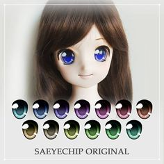 Eye Stickers, Smart Doll, Doll Eyes, Beautiful Eyes, Bjd, Biscuit, Clip Art, Animation, Face