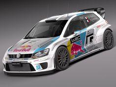 Volkswagen Polo WRC 2014