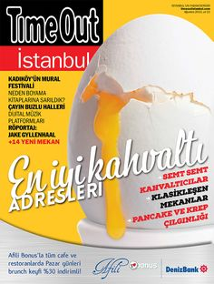 Aug 2015 - Istanbul's best breakfasts