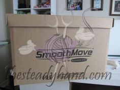 SmoothMove Moving Boxes and Moving Supplies Moving Kit, Moving Boxes, Moving Supplies, Paper Shopping Bag, Organization, Getting Organized, Organisation, Tejidos