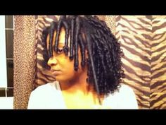 Flexi Rod Tutorial In this video she also starts with dry hair and uses water, setting lotion and a product for hold (Miss Jessie's Quick Curls). She uses about 50 inch flexi rods, FYI. Permed Hairstyles, African Hairstyles, Protective Hairstyles, Pretty Hairstyles, Long Natural Hair, Natural Hair Journey, Curly Hair Styles, Natural Hair Styles, Pelo Afro
