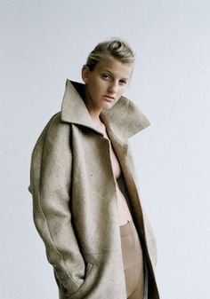 Natural coat